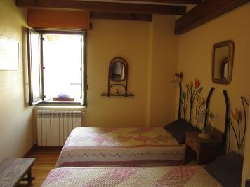 Habitación 3 con opción dos camas